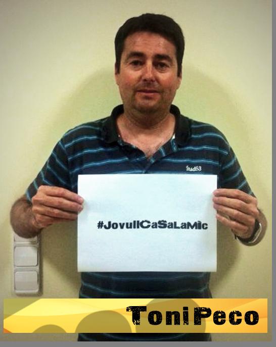 l'activista social i veïnal creu en l'acció social comunitària a Tarragona