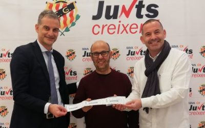 La Fundació Casal l'Amic assistirà al Nàstic – UD Las Palmas