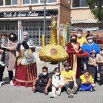 """""""L'Aligueta de l'escola"""" arriba per Sant Jordi a Ponent"""